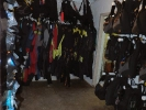 Aqua Planet Dive Centre/Charter - gear room